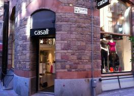 Casall myymälä Tukholma