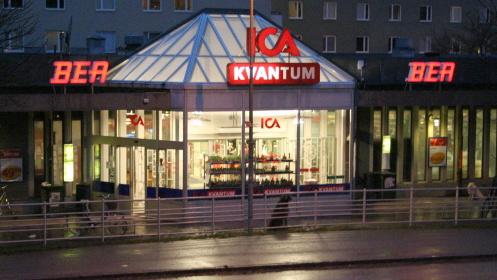 ICA Kvantum ruokakauppa Tukholma