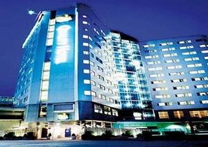 Quality Airport Hotel Arlanda hotelli Tukholma
