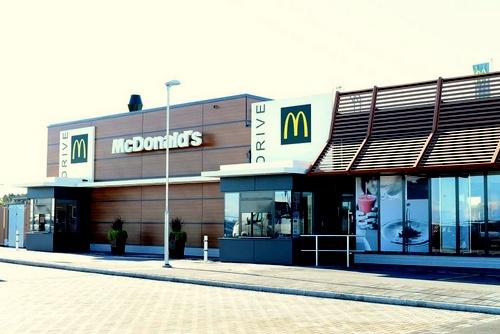 Ruotsin McDonald's ravintola