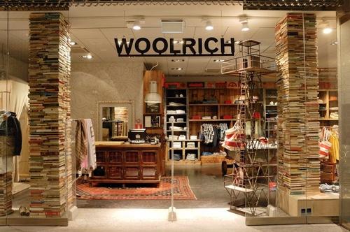 Woolrich vaatekauppa Tukholma