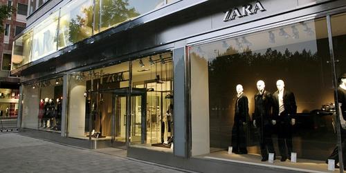 Zara vaateliike Tukholma
