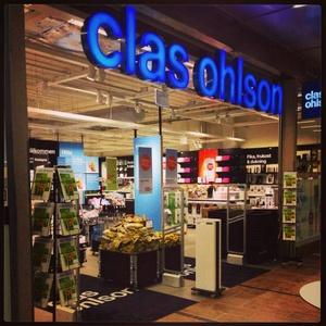 Clas Ohlson myymälä Ruotsi