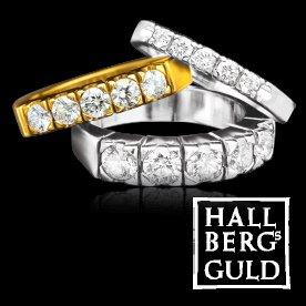 Hallbergs Guld korut Tukholma