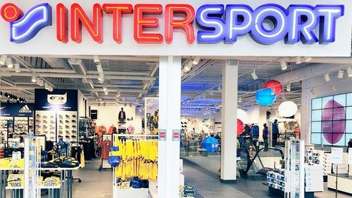 Intersport urheiluliike Ruotsi
