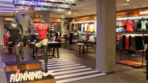 Nike Running Shop Intersport Tukholma
