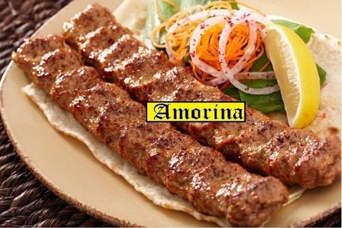 Amorina Kolgrill & Pizzeria ravintola Fittja Centrum Tukholma