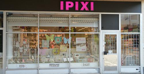 IPIXI valokuvaus- ja lahjatavaraliike Tukholma