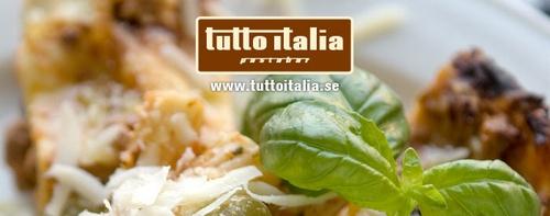 Tutto Italia Pastabar ravintola Tukholma