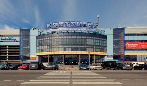 Kontinent na Stachek ostoskeskus Pietari Venäjä.