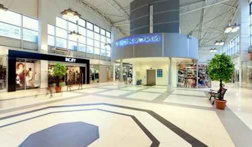 Merkuriy ostoskeskus Pietari Venäjä.