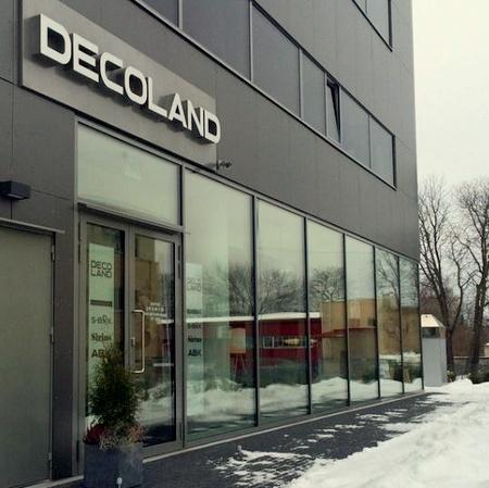 Decoland kodinkonemyymälä Tallinna.