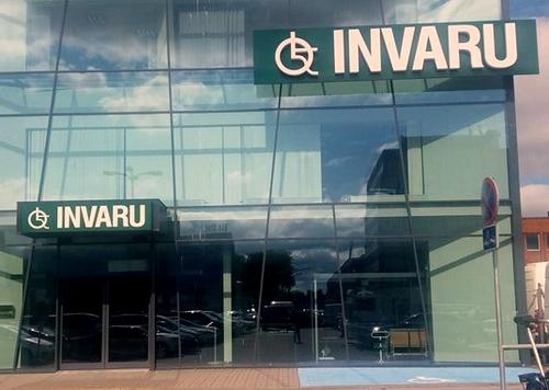 Invaru apuvälinekauppa Tallinna.