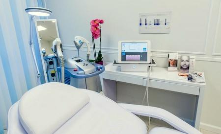 Melior Clinics yksityisklinikka hoitohuone Tallinna.