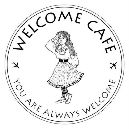 Welcome Café kahvila-ravintola Tallinnassa.