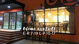 SIIN kahvila-ravintola Tallinna.