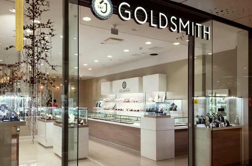 Goldsmith koru-ja kellokauppa Ülemiste Keskus Tallinna.