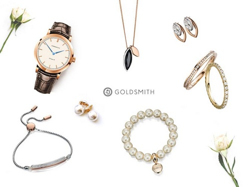 Goldsmith koruja ja kelloja Tallinna.