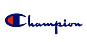 Champion clothing store in Venice, Italy.
