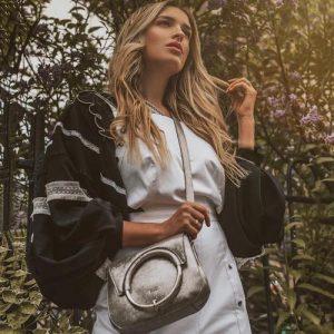 Furla women's handbag, available in Venice, Italy.