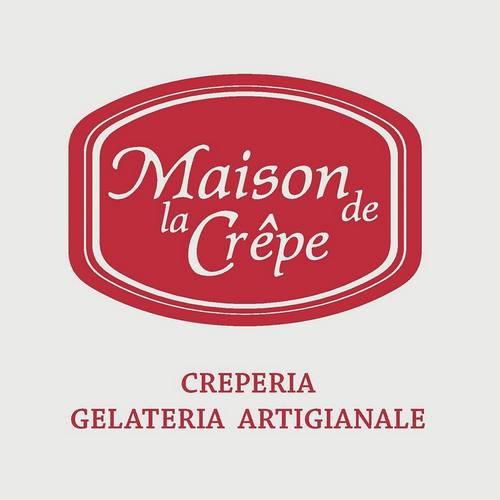 La Maison de la Crêpe Ice cream Shop & Crêperie in Venice, Italy.