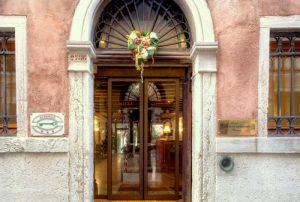 Locanda San Barnaba hotel in Venice, Italy.
