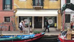 Pasta & Sugo Italian Street Food restaurant in Venice, Italy.