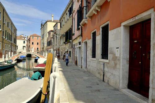Ca' Turelli B&B hotel in Venice, Italy.
