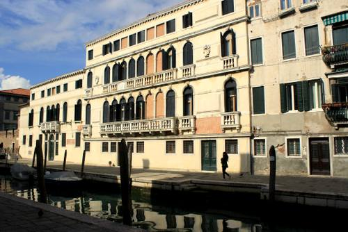 Casa Caburlotto Hotel in Venice, Italy.