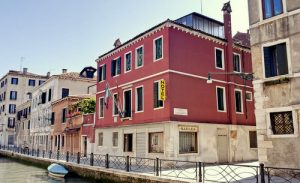 Three star Hotel Basilea in Venice, Italy.