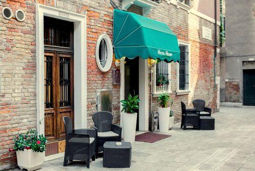 Hotel Henry in Venice, Italy.