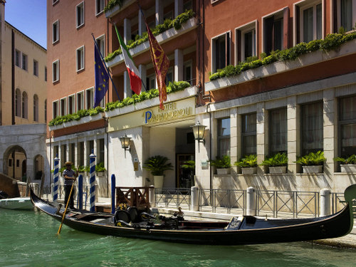 Hotel Papadopoli Venezia in Venice, Italy.