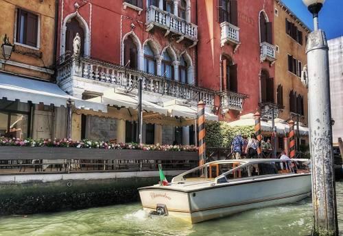 Hotel Principe Venezia in Venice, Italy.