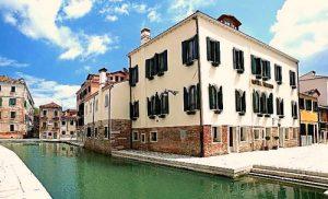 Hotel Tiziano Venezia in Venice, Italy.