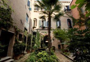 La Residenza 818 hotel in Venice, Italy.