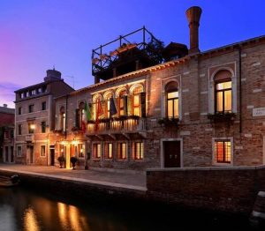 Palazzetto Madonna Hotel in Venice, Italy.