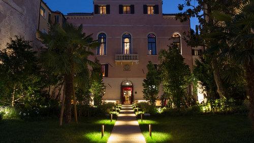 Palazzo Venart Hotel in Venice, Italy.