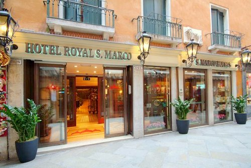 Royal San Marco Hotel & Suites in Venice, Italy.